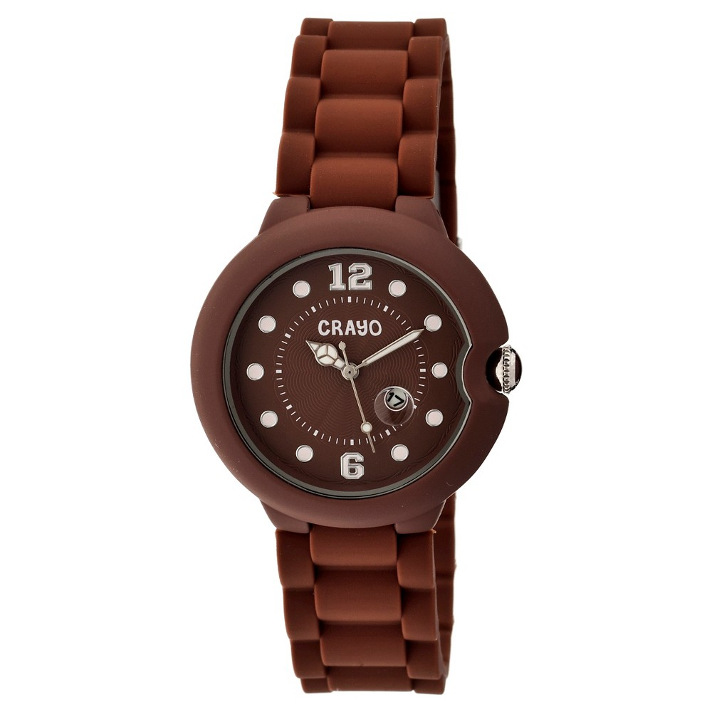 Crayo Women's Wristwatch Brown