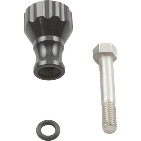 K-EDGE Go Big Thumb Screw for Action Camera or Light: Aluminum, Black - image 1 of 3
