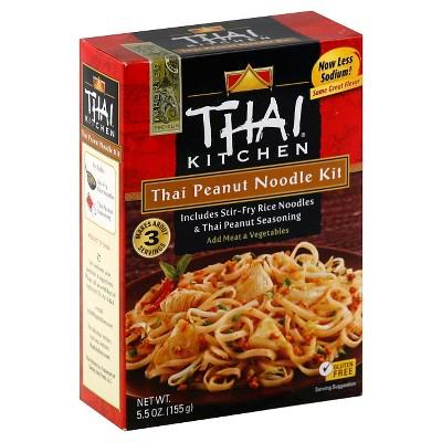 thai kitchen peanut noodle kit 5 5 oz target rh target com