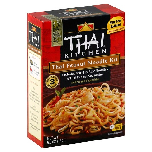 Thai Kitchen Peanut Noodle Kit 5.5 oz - image 1 of 1