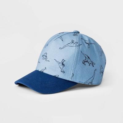 Kids' Dino Print Baseball Hat - Cat & Jack™