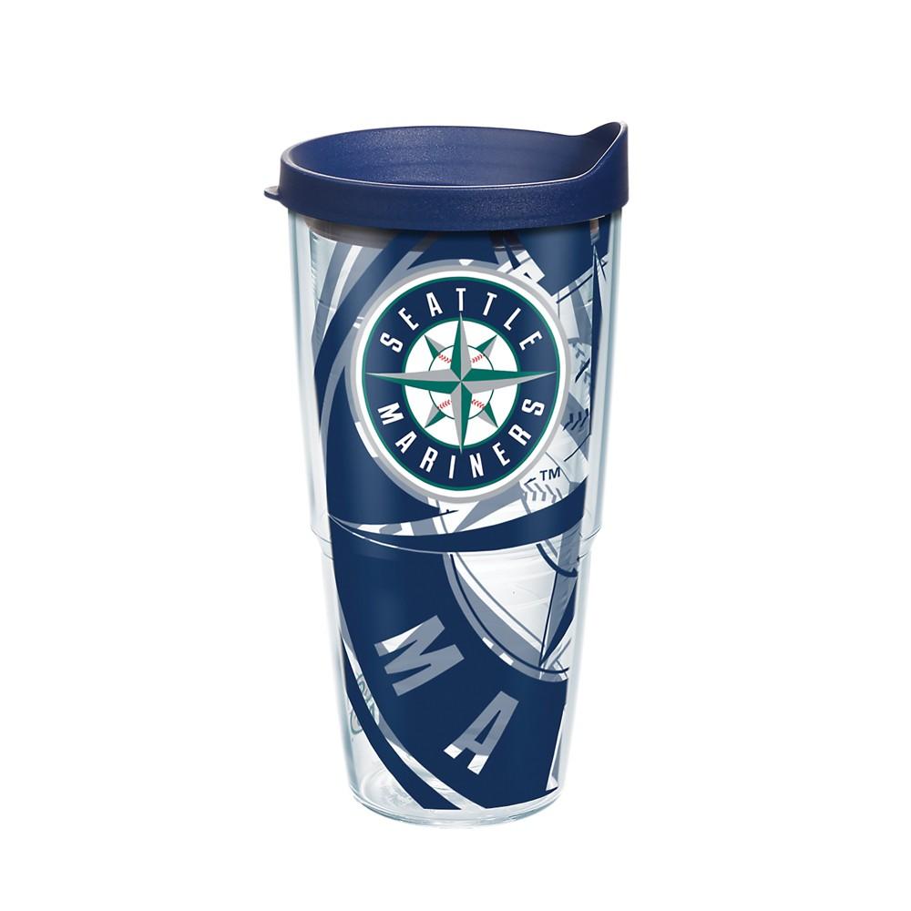 MLB Seattle Mariners 24oz Genuine Tumbler