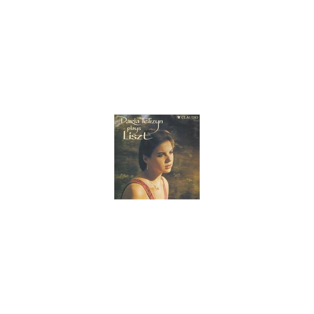 Daria Telizyn - Daria Telizyn Plays Liszt (CD)