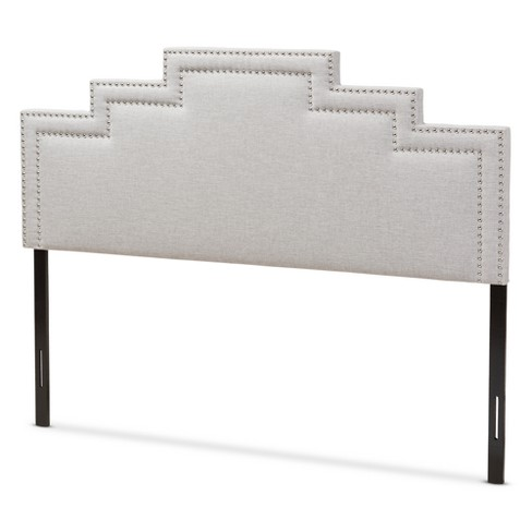 Sophia Modern and Contemporary Fabric Headboard - Baxton Studio - image 1 of 6