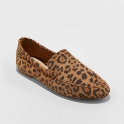 Women's Mila Genuine Deconstructed Loafers - A New Day™
