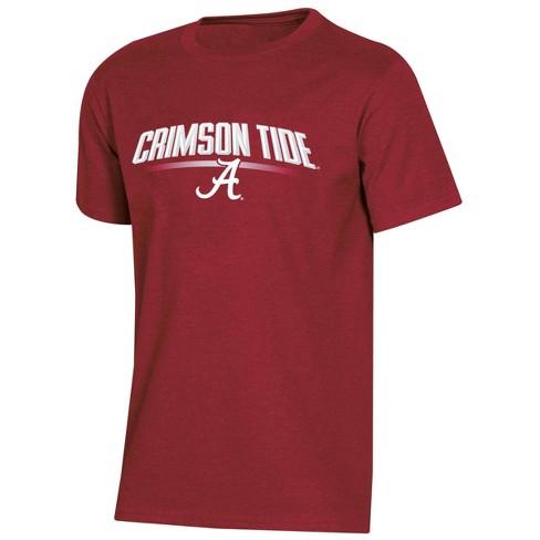 NCAA Alabama Crimson Tide Boys' Short Sleeve Crew Neck T-Shirt - image 1 of 2