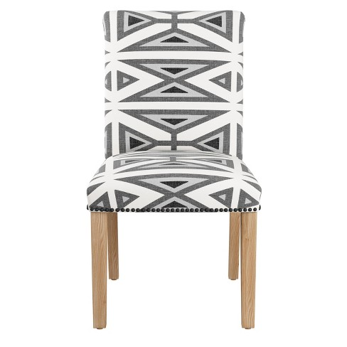 Shelly Nail Button Dining Chair - Cloth & Co. - image 1 of 4