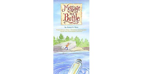 Message in a Bottle (Paperback) (Susan K. Hom) - image 1 of 1