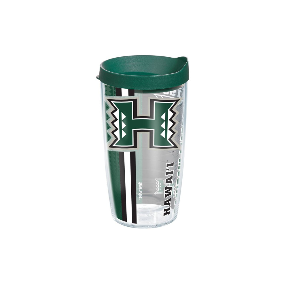 NCAA Hawaii Rainbow Warriors Water Bottle 16oz