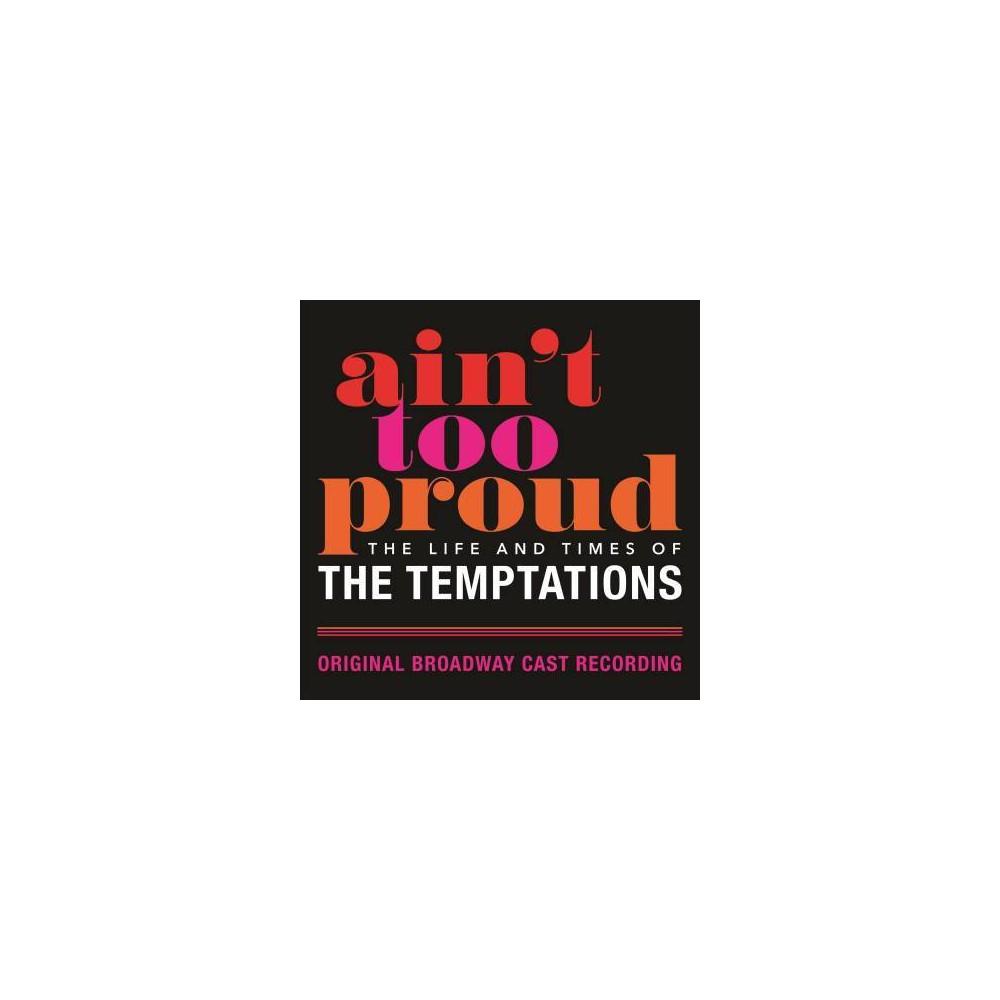 Temptations - Ain't Too Proud:Life/Temptations Ost (Vinyl)