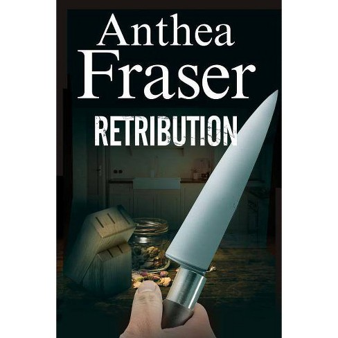 Retribution - (Rona Parish Mystery) by  Anthea Fraser (Hardcover) - image 1 of 1
