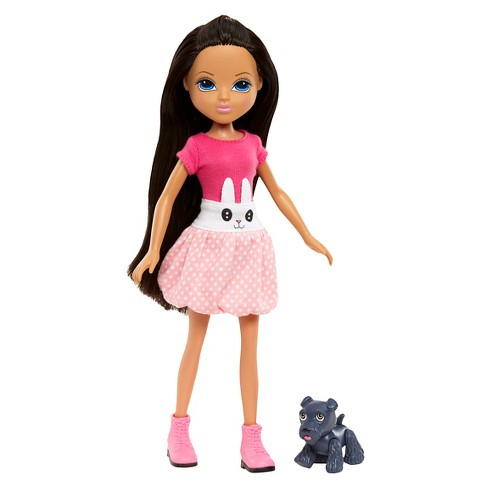 Moxie Girlz Friends Deluxe Doll With Pet Amberly Target