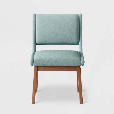 Holmdel Mid-Century Dining Chair Light Teal - Project 62™