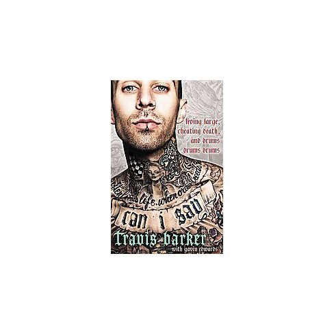 Can I Say (Hardcover) by Travis Barker - image 1 of 1