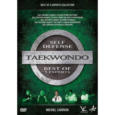 Best of 5 Experts: Taekwondo Self Defense (DVD) - image 1 of 1