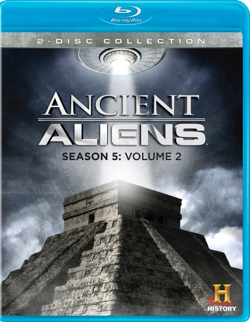Ancient aliens:Season 5 vol 2 (Blu-ray) - image 1 of 1