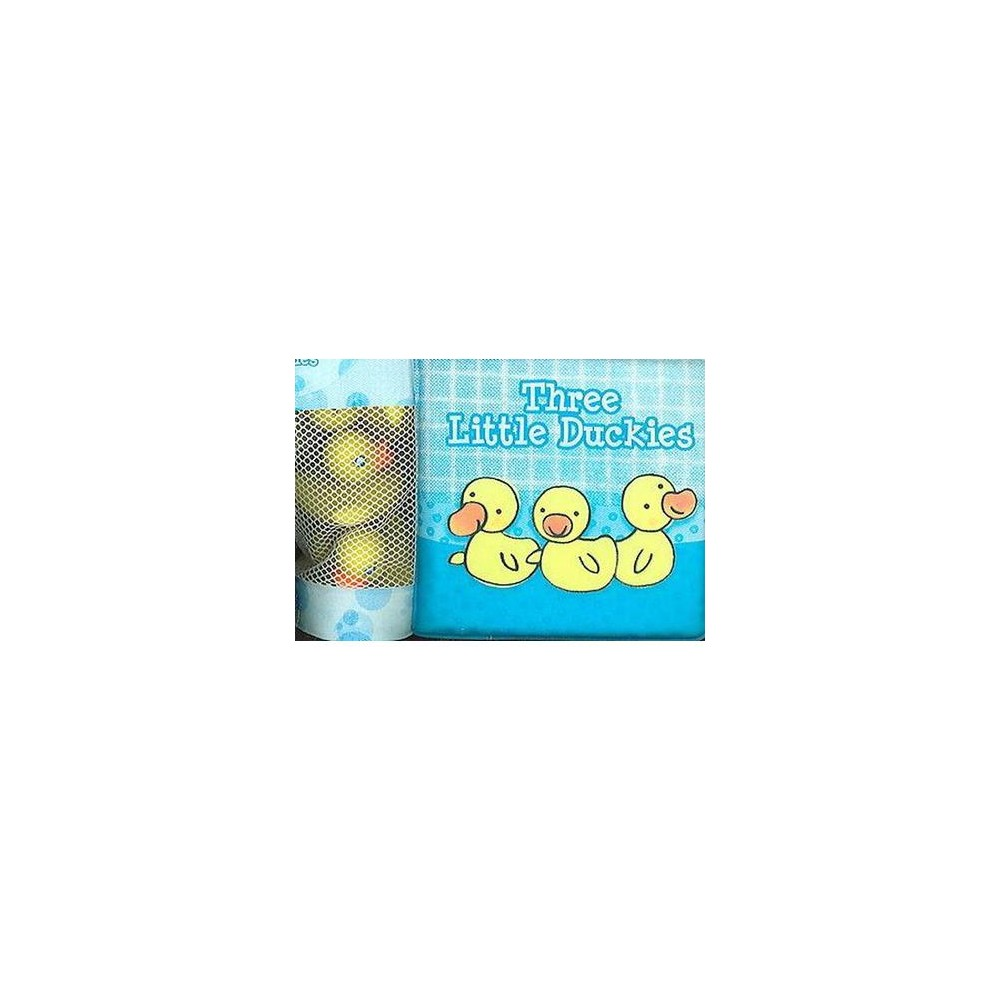 Three Little Duckies (Hardcover) (Jan Jugran)