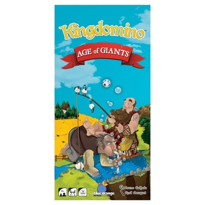 Kingdomino - Age of Giants Expansion Board Game