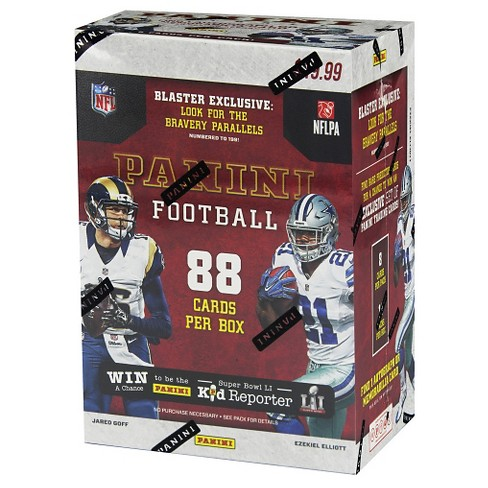 f2394f51abd Panini 2016 NFL Full Box Football Trading Cards   Target