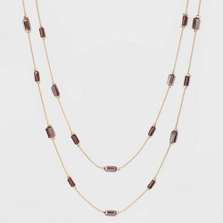 Beaded Wrap Strand Necklace - A New Day™