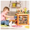 B. toys Wooden Activity Cube - Zany Zoo - image 4 of 4