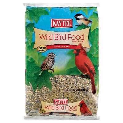 Kaytee Wild Bird Food - 20 lb