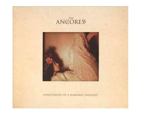 Anchoress - Confessions Of A Romance Novelist (CD) - image 1 of 1