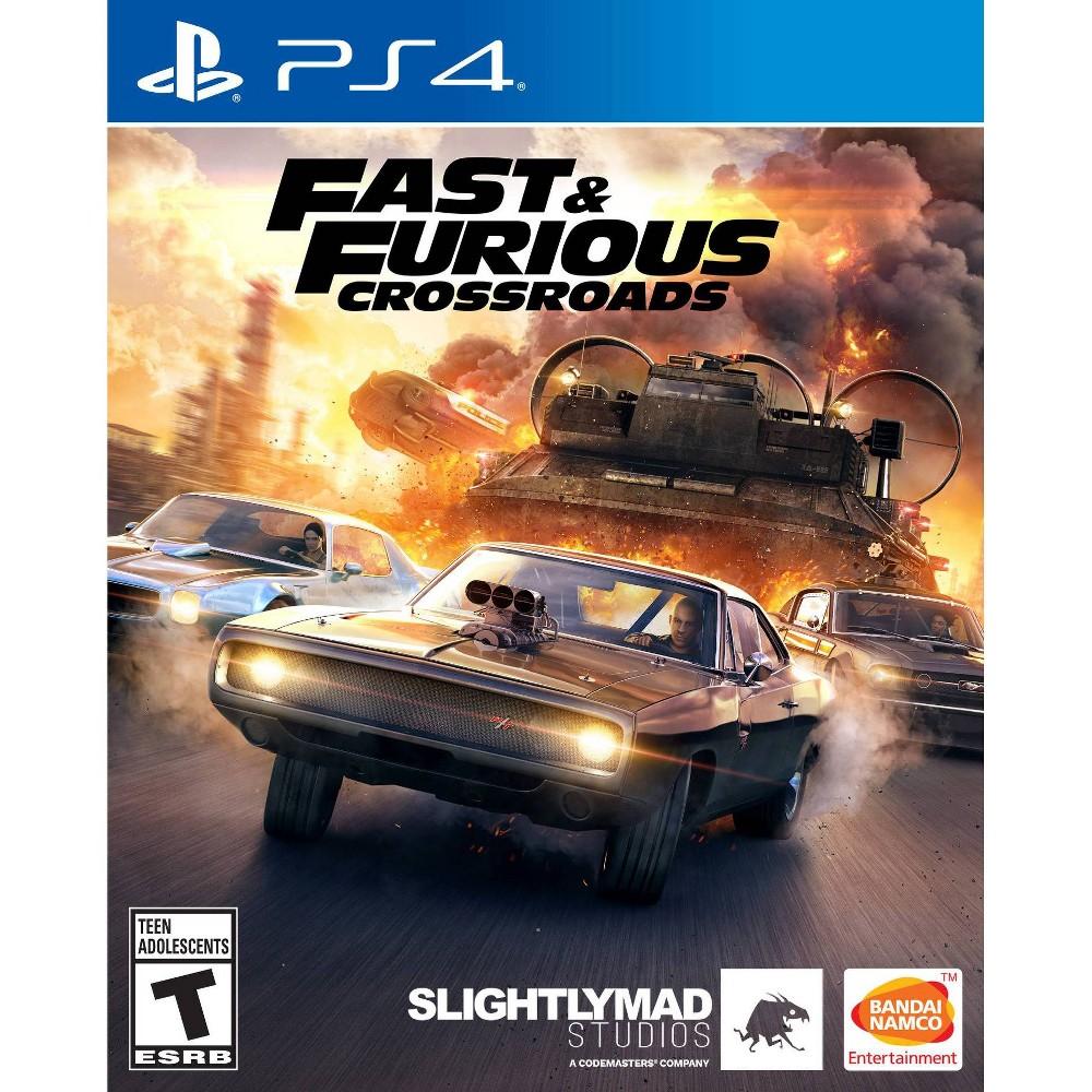 Fast & Furious: Crossroads - PlayStation 4