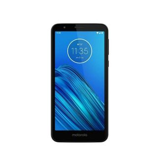 Motorola E6 (16GB) Unlocked Phone - Black