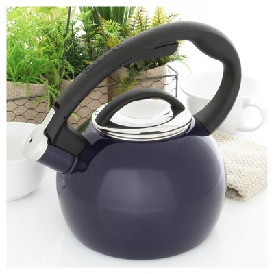 Chantal Sunrise 2qt Kettle - Cobalt 37-SUN BL