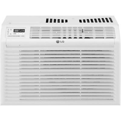 LG Electronics 6,000 BTU 115V LW6017 Window Air Conditioner with Remote Control