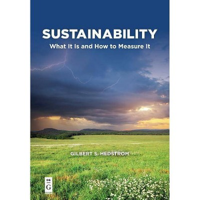 Sustainability - (The Alexandra Lajoux Corporate Governance) by  Gilbert S Hedstrom (Paperback)