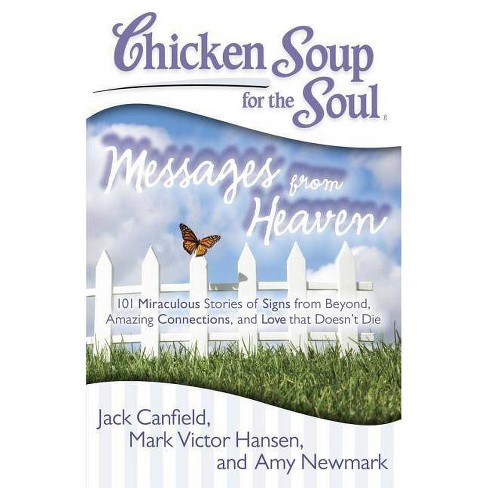 Messages from Heaven (Paperback) by Jack Canfield - image 1 of 1
