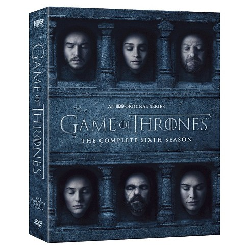 Game of Thrones: The Complete Sixth Season (DVD) - image 1 of 1