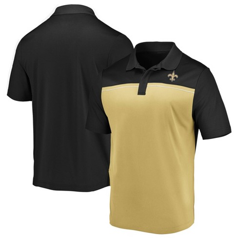 28a2f3af NFL New Orleans Saints Men's Spectacular Polo T-Shirt