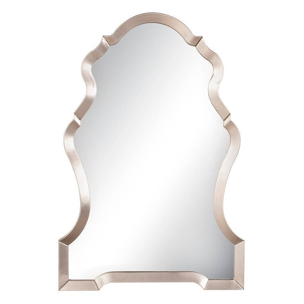 Image of Nadia Decorative Wall Mirror Silver - Howard Elliott