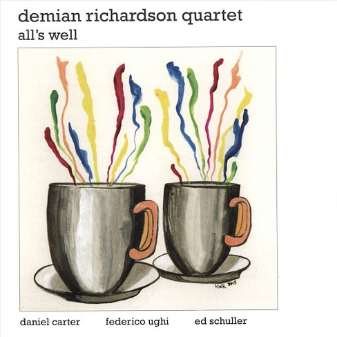 Demian richardson - All's well (CD) - image 1 of 1