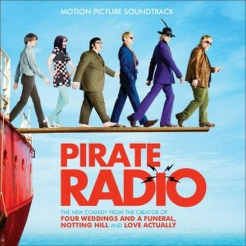 Various - Pirate radio (Ost) (CD) - image 1 of 9