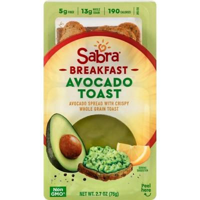 Sabra Avocado Toast - 2.7oz