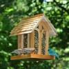 "12"" Mountain Chapel Wild Bird Wood Feeder - Perky-Pet - image 3 of 4"