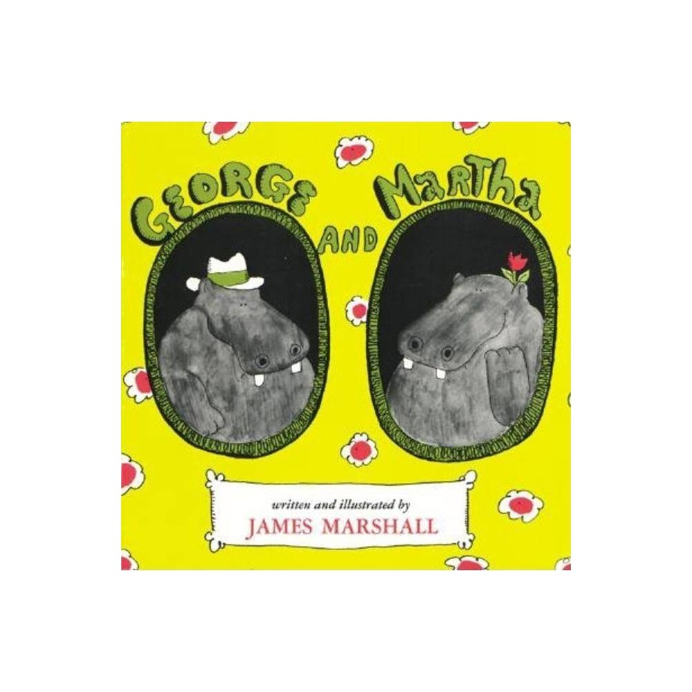 George And Martha By James Marshall Paperback