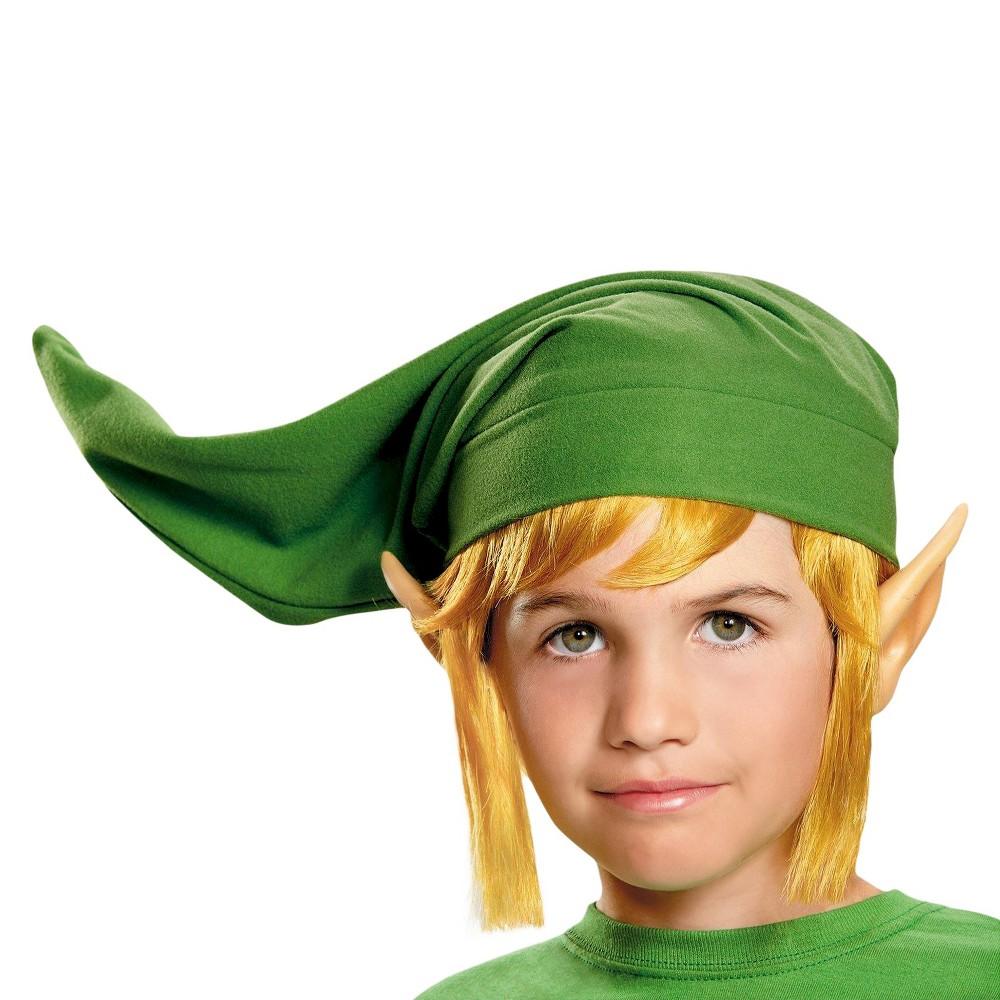 Image of The Legend of Zelda Kids' Link Deluxe Accessory Kit, Green