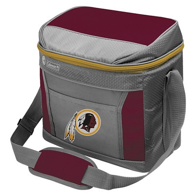 Coleman NFL 16-Can Soft Sided Cooler - Washington Redskins