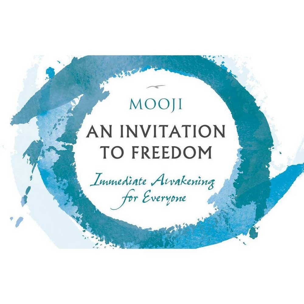 An Invitation To Freedom By Mooji Paperback