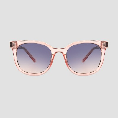 Women's Crystal Surfer Shade Sunglasses - A New Day™
