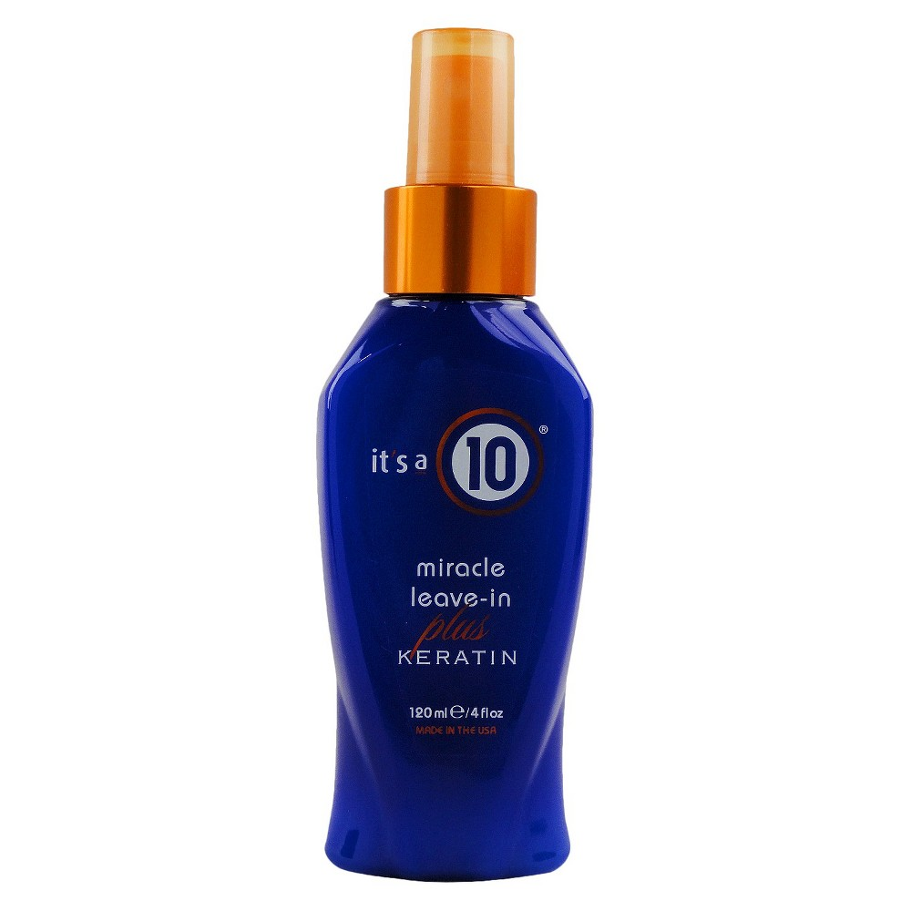 Image of It's a 10 Miracle plus Keratin Leave In Conditioner - 4 fl oz