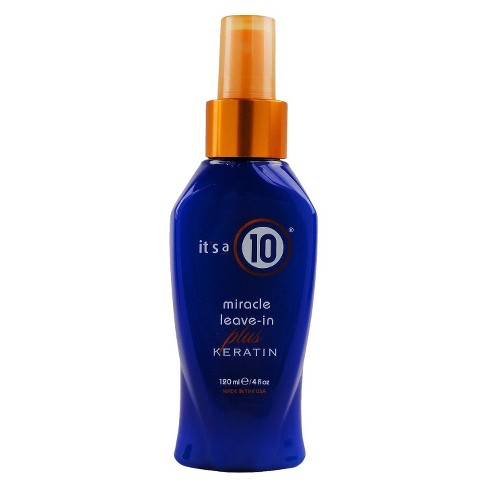 It's a 10 Miracle plus Keratin Leave In Conditioner - 4 fl oz - image 1 of 1