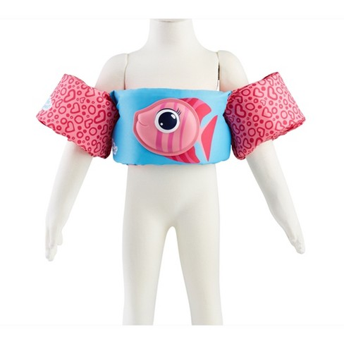 213c39998 Stearns Puddle Jumper Girls 3D Life Jacket Vests - Pink   Target