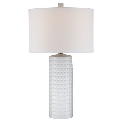 Lite Source Diandra 1 Light Table Lamp (Lamp Only)- White