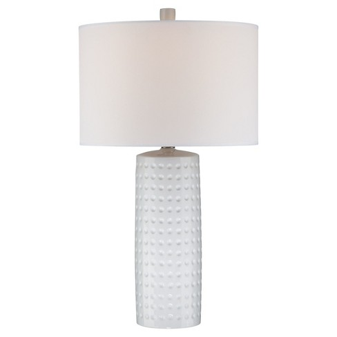 Lite Source Diandra 1 Light Table Lamp (Lamp Only) - White - image 1 of 2